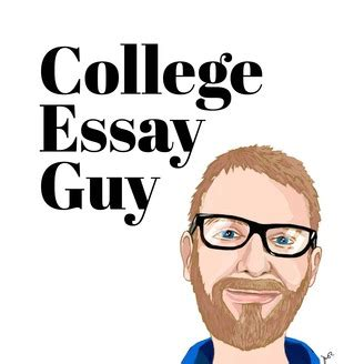 Writing college admissions essay job